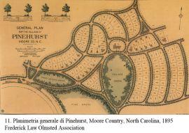 11_Planimetria_generale_di_Pinehurst_Moore_County